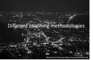 Different coaching method