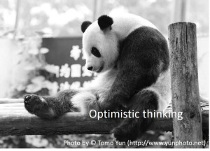 optimistic thinking