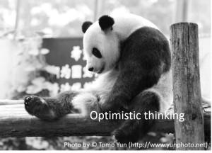 optimistic thinking