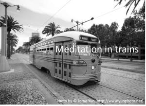 電車瞑想のススメ